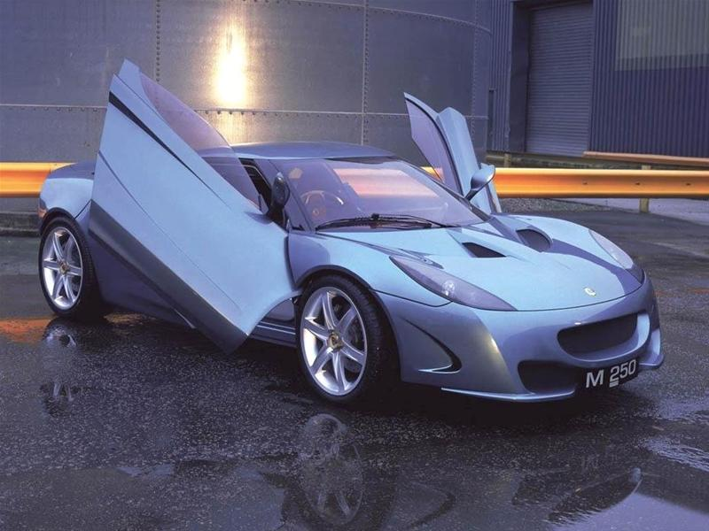 Lotus M250 - Una Supercar da 250 all'ora Lotus-m2501